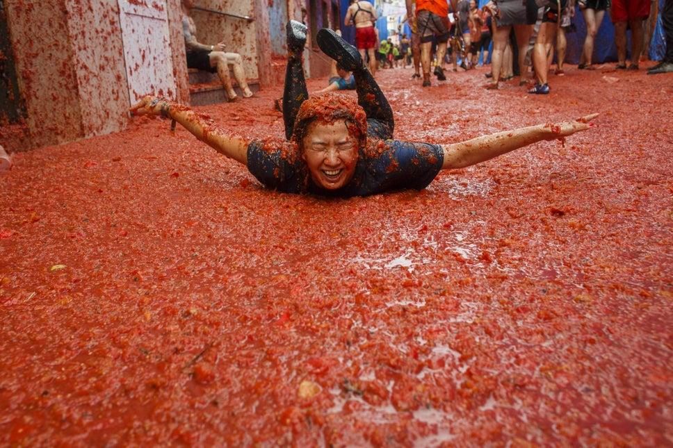tomato slide