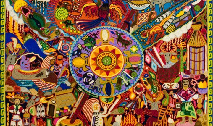Native Folk Art in Latin American Art History