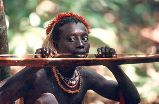 Andamanese Indigenous people