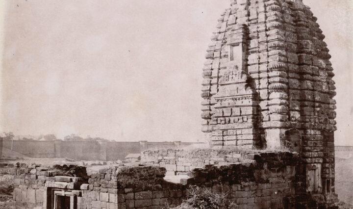 barakar temple in the begunia style in burdwan west bengal