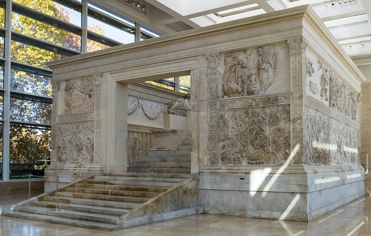 Picture of Augustus' Altar of Peace