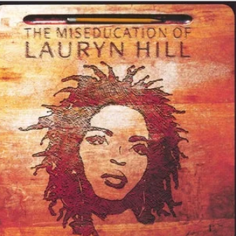 Album cover of Miseducation of Lauryn Hill
