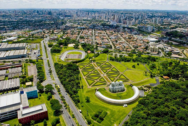 Brazil's Curitiba, parks and ecology