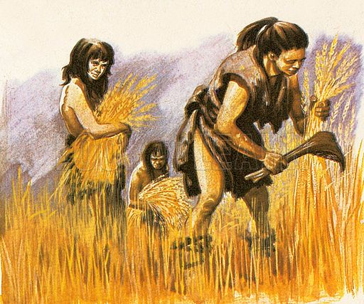 Neolithic Age women
