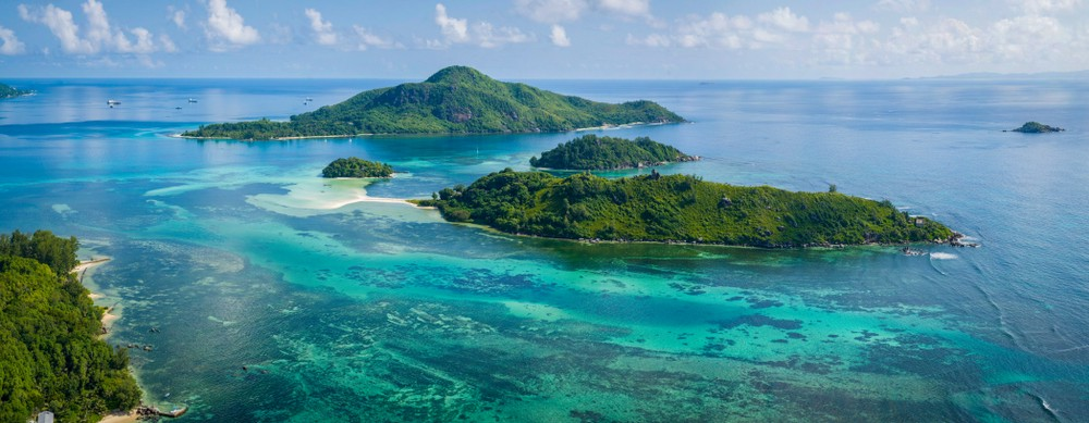 Islands in the seychelles