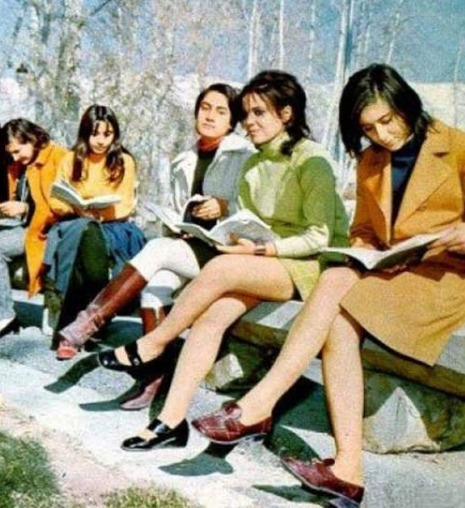 educational regimes for women