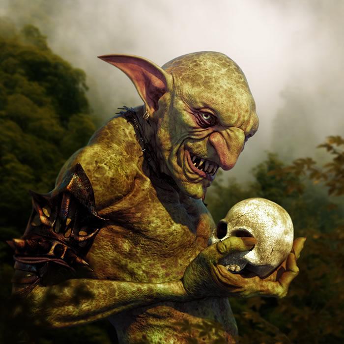 Goblin Mythological Creature
