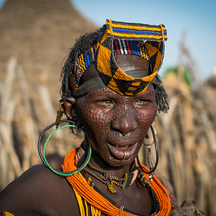 Cultural anthropology of Sudan