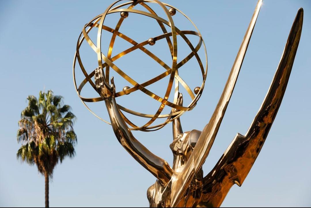 Emmys Trophy