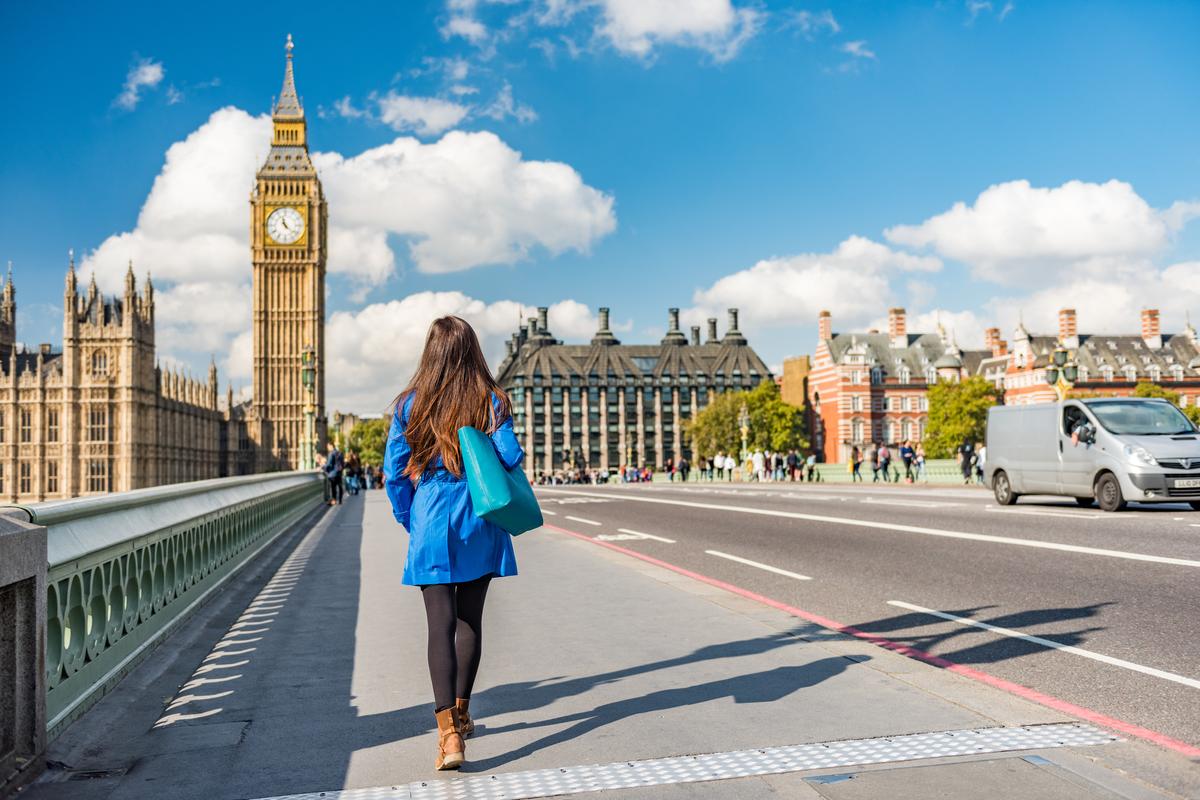 budget travel plan to UK