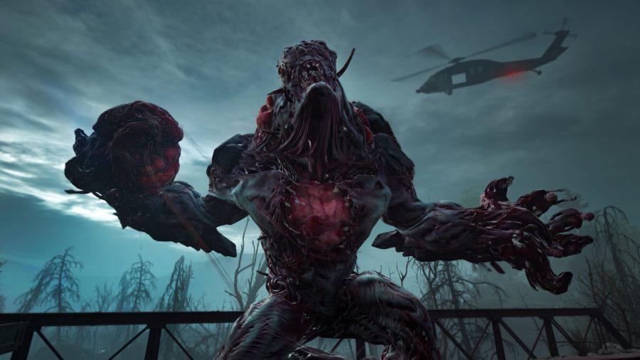 Back 4 Blood cutscene