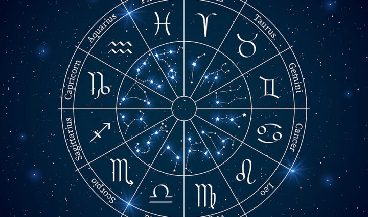 astrology zodiac wheel
